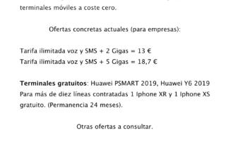 OfertaTelefoníaSPG